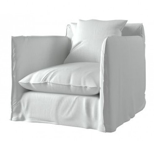 fauteuil ghost 1 gervasoni. Black Bedroom Furniture Sets. Home Design Ideas
