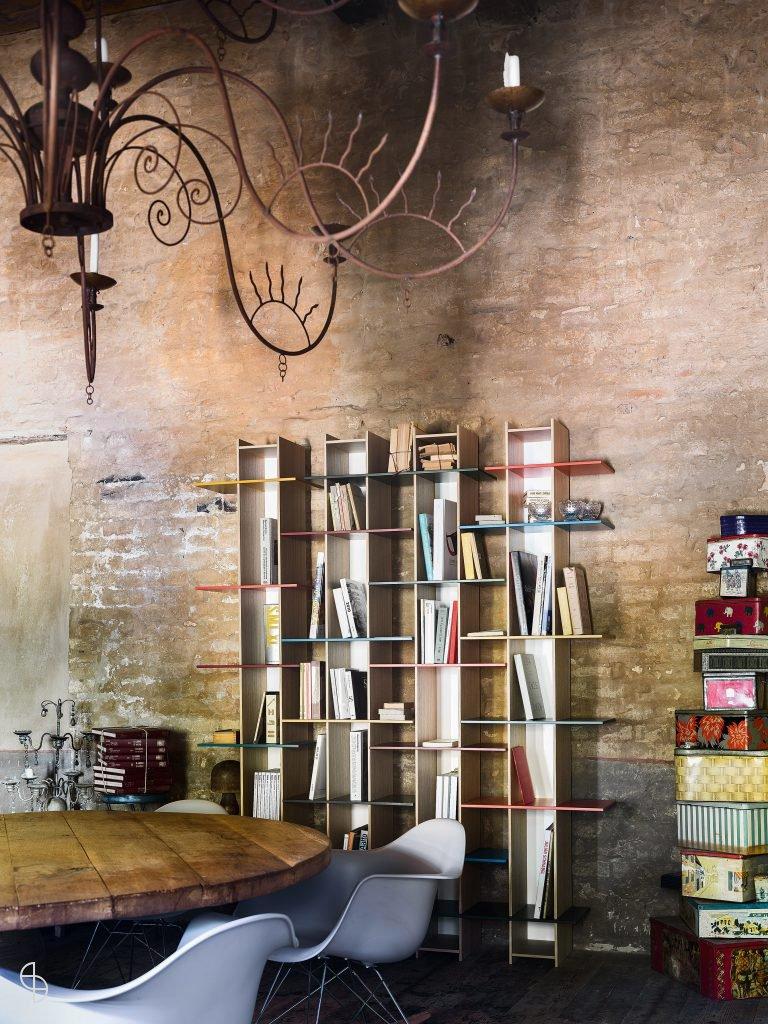 joint boekenkast sculptures jeux