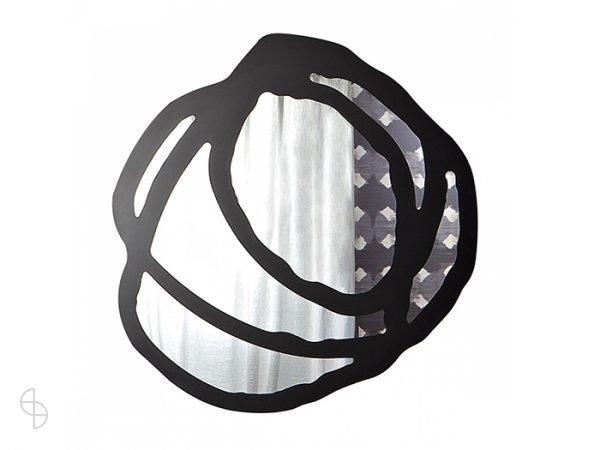 Gervasoni spiegels Sweet zwart