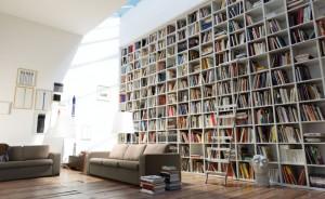 hele grote open boekenkast zwolle