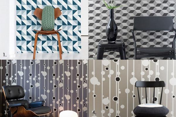 Je huis opnieuw stylen - Behang voor volwassen slaapkamer ...