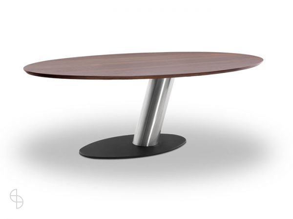 design-eettafel-ovaal-noten-brees new world-libra