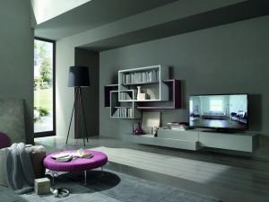 Lampo tv kast design SANGIACOMO 01_mod