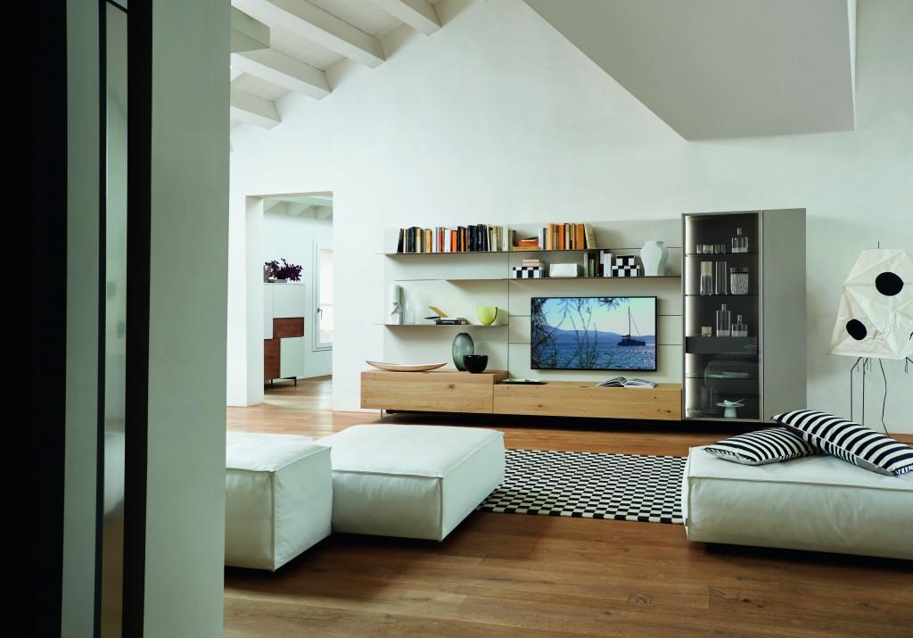 SAN GIACOMO design hangkast met hout
