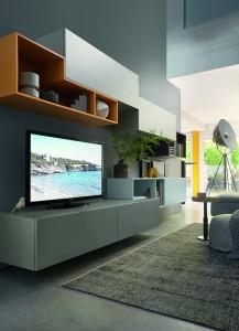 SAN GIACOMO lampo tv desgin kast1316