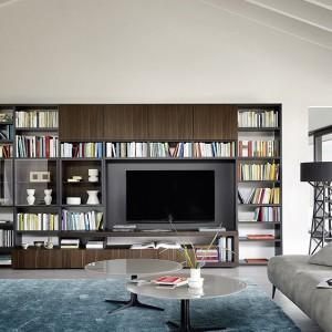 Moderne wandkasten kasten zwolle spinde next - Moderne boekenkast ...