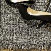 tweet carpet sign zwolle zwart wit