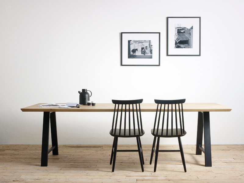 eetkamertafel albert van vincent sheppard. Black Bedroom Furniture Sets. Home Design Ideas