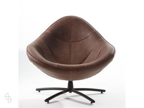 Label Hidde spinde next leer handschoen stoel 1