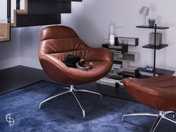 Spinde next Nylo draaifauteuil design on stock zwolle 3
