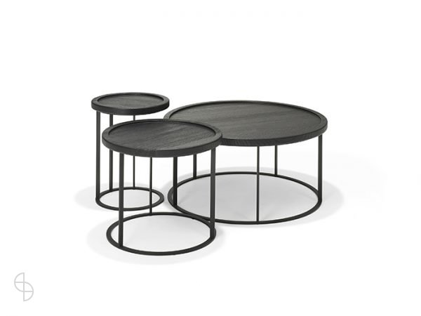Spinde next To be served Coal black qliv salontafels2