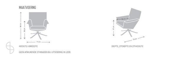 afmetingen Specificaties-djenne design on stock