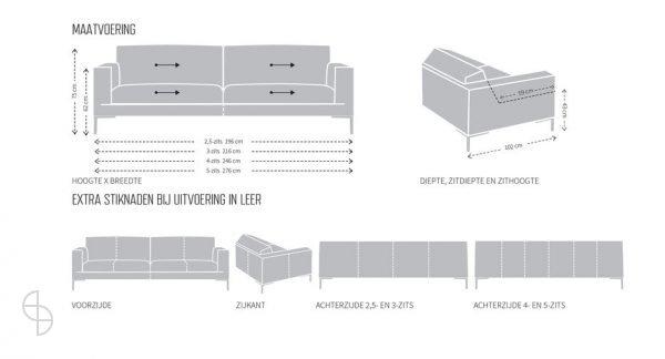 Spinde next design on stock Aikon afmetingen bank
