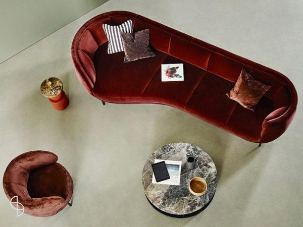 vuelta lounge sofa wittmann
