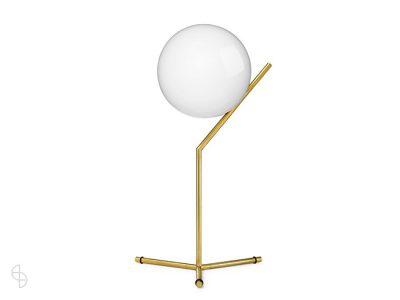 Design lamp flos-ic-lights-high-t1-high-tafellamp 1