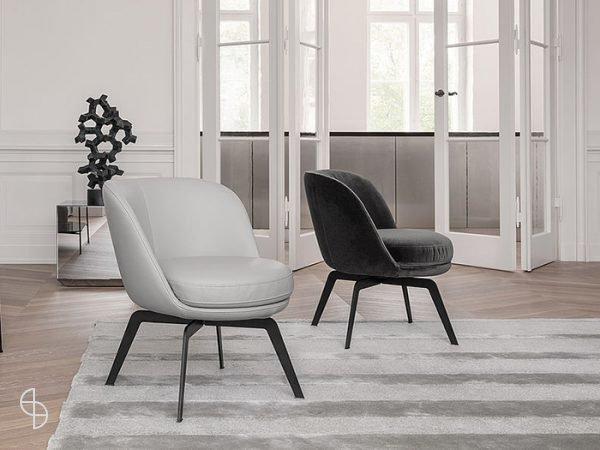 Rolf Benz fauteuils