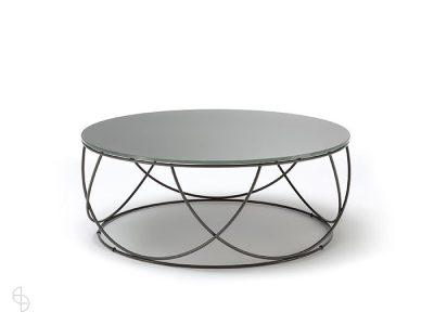 glazen salontafels Rolf Benz