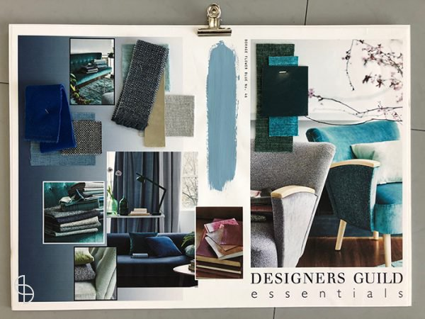 Meubelstoffen Designers Guild Zwolle