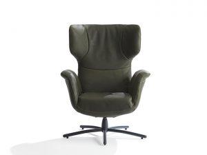 Spinde Next Label van den Berg fauteuil First Class