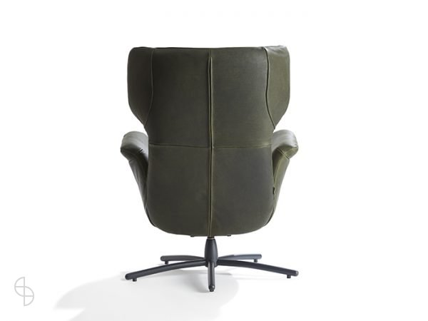 First class label leer Zwolle fauteuil