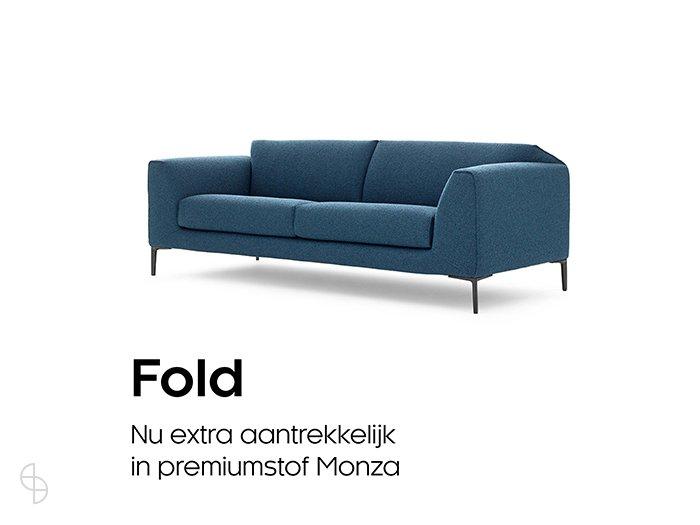 Pode Fold actie met Monza stof