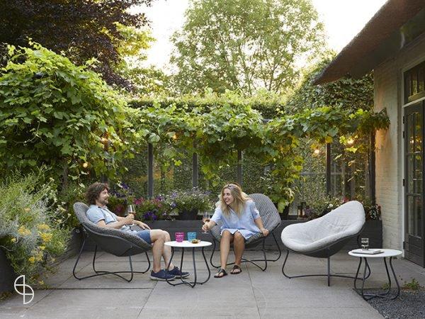 Label Hidde design stoel outdoor