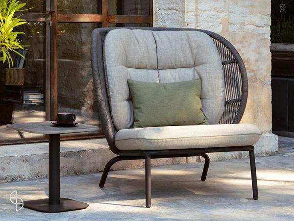 Kodo cocoon vincent sheppard outdoor stoel