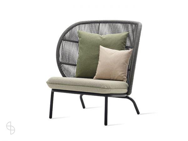 Kodo cocoon outdoor stoel vincent sheppard