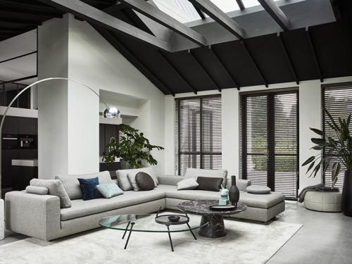 Vilaz hoekbank Design on Stock Zwolle modern